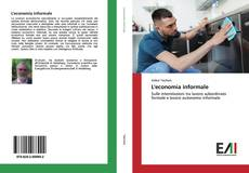 Bookcover of L'economia informale