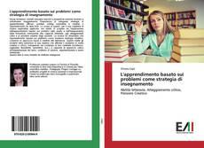 Copertina di L'apprendimento basato sui problemi come strategia di insegnamento