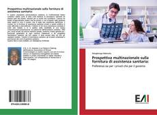 Copertina di Prospettiva multinazionale sulla fornitura di assistenza sanitaria: