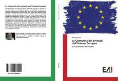 Capa do livro de La Comunità dei principi dell'Unione Europea