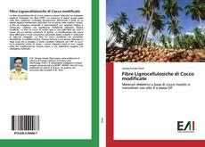 Buchcover von Fibre Lignocellulosiche di Cocco modificate