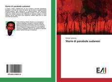 Couverture de Storie di parabole sudanesi