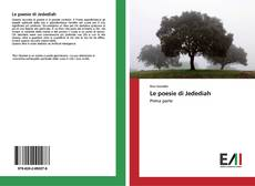 Capa do livro de Le poesie di Jedediah