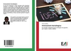 Innovazione tecnologica kitap kapağı