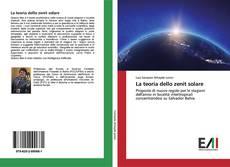 Buchcover von La teoria dello zenit solare