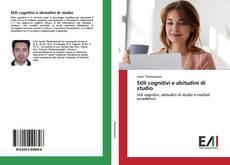 Buchcover von Stili cognitivi e abitudini di studio