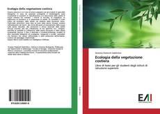 Bookcover of Ecologia della vegetazione costiera