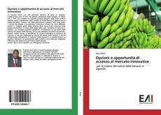 Capa do livro de Opzioni e opportunità di accesso al mercato innovative