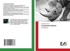Bookcover of L'orizzonte lontano