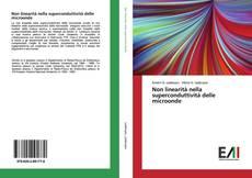 Portada del libro de Non linearità nella superconduttività delle microonde