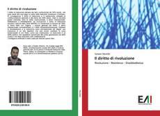 Buchcover von Il diritto di rivoluzione