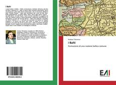 Buchcover von i Balti