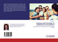 Bookcover of Coping with Comedy in Audiovisual Translation