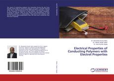 Capa do livro de Electrical Properties of Conducting Polymers with Electret Properties