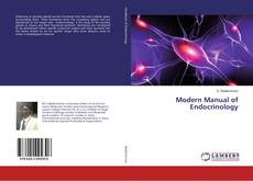 Capa do livro de Modern Manual of Endocrinology
