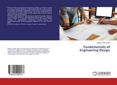 Обложка Fundamentals of Engineering Design