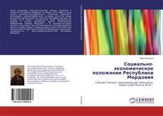 Bookcover of Социально-экономическое положение Республики Мордовия