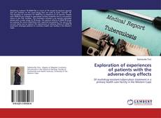 Copertina di Exploration of experiences of patients with the adverse-drug effects