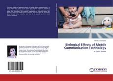 Buchcover von Biological Effects of Mobile Communication Technology