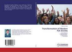 Bookcover of Transformation of Modern Pak Society