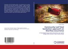 Portada del libro de Community Led Total Sanitation approach on Diarrhea occurrence