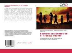 Обложка Factores Incidentes en el Trabajo Infantil