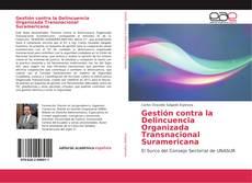 Gestión contra la Delincuencia Organizada Transnacional Suramericana的封面
