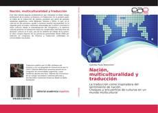 Portada del libro de Nación, multiculturalidad y traducción