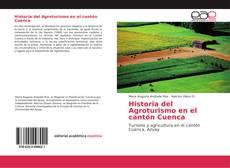 Portada del libro de Historia del Agroturismo en el cantón Cuenca