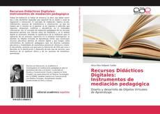 Portada del libro de Recursos Didácticos Digitales: Instrumentos de mediación pedagógica