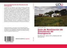 Guía de Realización de Simulacros de Emergencia的封面