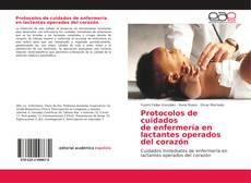 Обложка Protocolos de cuidados de enfermería en lactantes operados del corazón