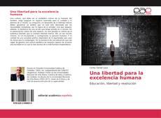 Buchcover von Una libertad para la excelencia humana