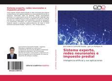 Capa do livro de Sistema experto, redes neuronales e impuesto predial