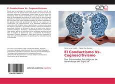 Bookcover of El Conductismo Vs. Cognoscitivismo