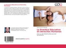 La Practica Educativa en Derechos Humanos的封面