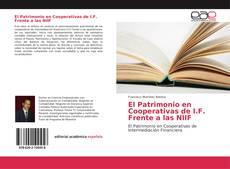 Portada del libro de El Patrimonio en Cooperativas de I.F. Frente a las NIIF