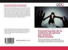 Copertina di Caracterización de la violencia de género por lesiones intencionales