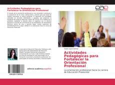 Portada del libro de Actividades Pedagógicas para Fortalecer la Orientación Profesional
