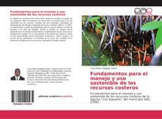 Portada del libro de Fundamentos para el manejo y uso sostenible de los recursos costeros