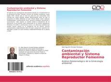 Обложка Contaminación ambiental y Sistema Reproductor Femenino