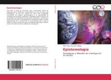 Bookcover of Epistemología