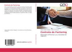 Buchcover von Contrato de Factoring