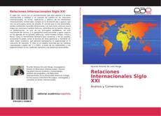 Portada del libro de Relaciones Internacionales Siglo XXI