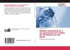 Portada del libro de Aljibes domésticos y su presencia en redes de distribucion de agua