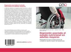Buchcover von Depresión asociada al estado nutricional en adultos mayores