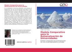 Portada del libro de Modelo Comparativo para la Autoevaluación de Universidades