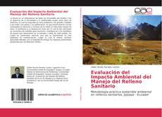 Portada del libro de Evaluación del Impacto Ambiental del Manejo del Relleno Sanitario