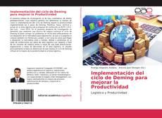 Capa do livro de Implementación del ciclo de Deming para mejorar la Productividad
