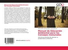 Manual de Educación Ambiental para los Consejos Comunales的封面
